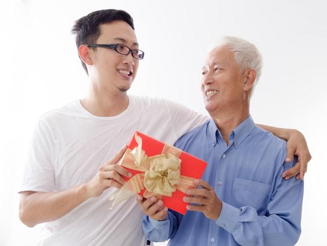 プレゼント おじいちゃん